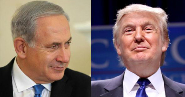 Israel's Chief Rabbi Blesses Netanyahu Ahead of 'Fateful' Meeting with Trump