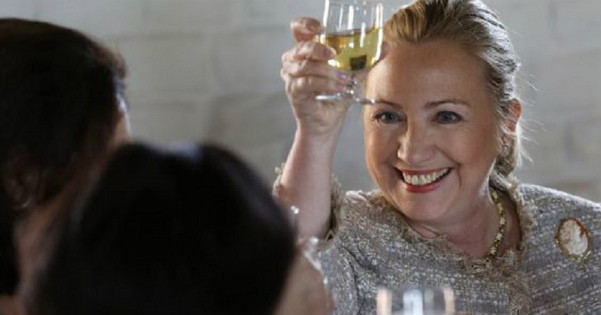 Evidence Surfaces that Hillary Clinton Isn't Done Ruining Our Lives