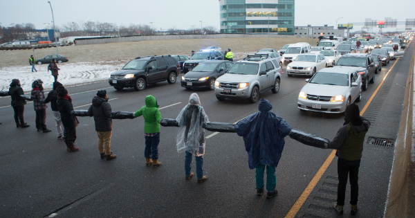 THIS State Just Introduced a Law Allowing Drivers to RUN OVER Liberal Protesters Blocking Roads