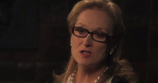 Meryl Streep Could Be Arrested for What She Just Called Trump Supporters