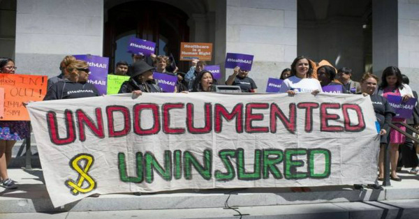 California Makes MASSIVE Announcement About ILLEGALS and OBAMACARE