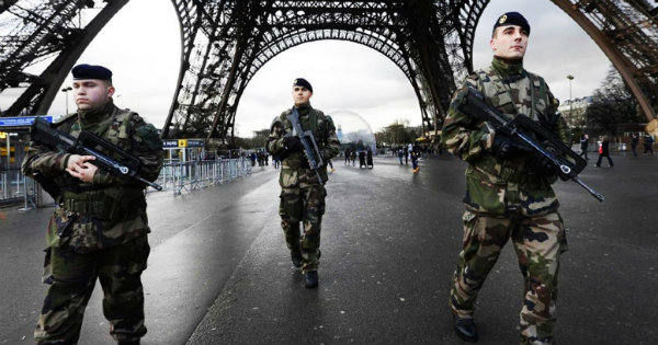 France Gets MEDIEVAL in It's War on Muslim Terrorism