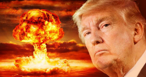 Liberals FAINTING Over What Trump Just Said About American NUKES