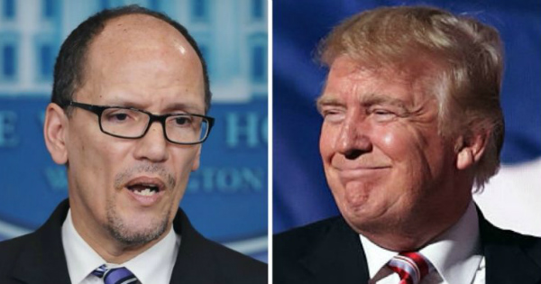New DNC Head Attacks Trump on Twitter, But EVEN DEMOCRATS Slam Him For It