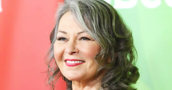 With 4 Simple Words, Roseanne Barr DESTROYS Trump-Hating Liberals
