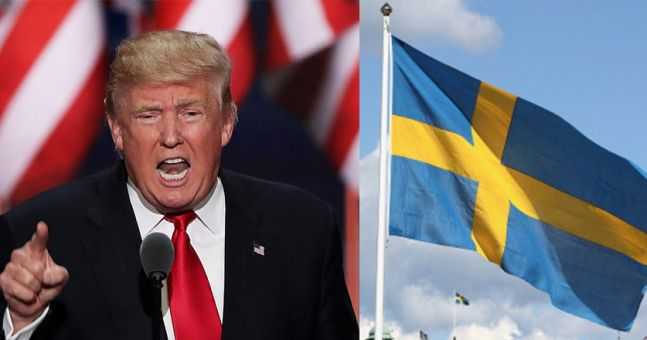 Swedish Gov't Says Trump is RIGHT, Muslim Immigrants Ruined EVERYTHING