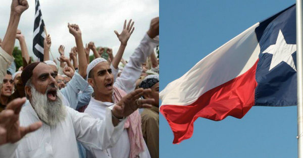 Texas Takes on ENTIRE Radical Muslim World With 6-Word Ruling