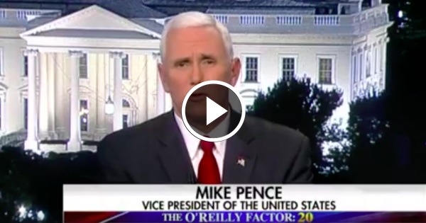 VP Mike Pence Just Made an ANNOUNCEMENT That Has Every Police Officer CHEERING