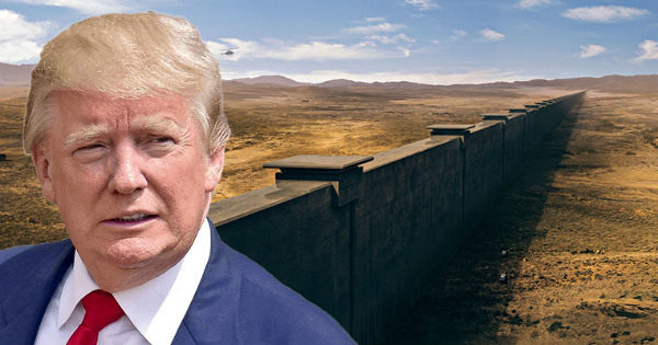 Look Who Wants to Help Trump Build Border Wall! Liberals are HOWLING