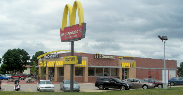 McDonald's Sends BRUTAL Message to Liberal Minimum Wage Protesters
