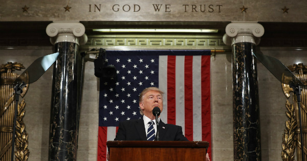 Final Ratings are IN for Trump's Congressional Address