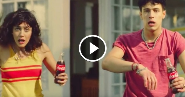 Coke's Sexy, Gay-Friendly New Ad Sparks Social Media Outrage