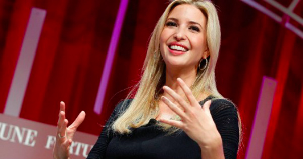 The GOOD NEWS Just Keeps Rolling In For Ivanka Trump