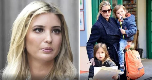 Ivanka BRUTALLY Attacked With Her Kids, Here's What She Did Next