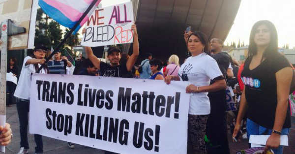 2 Transgender People Beaten to Death, Liberals Strangely Silent...
