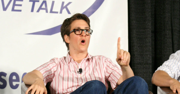 Now Rachel Maddow is Blaming HER OWN VIEWERS For Dud Story on Trump Taxes