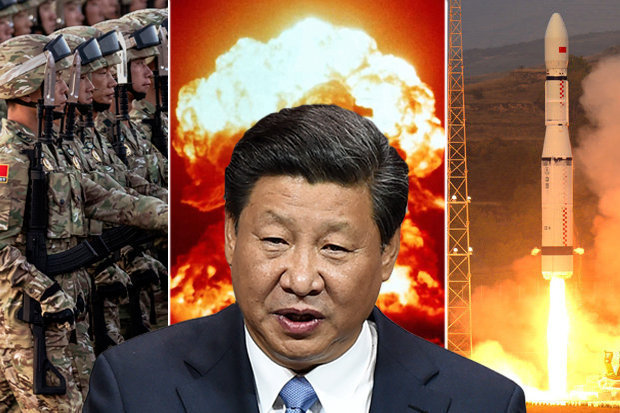 ALERT: China Readies Ballistic Missiles, Aims Them at US Bases