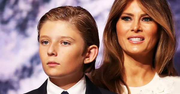 Melania Makes HEARTBREAKING Announcement About Barron