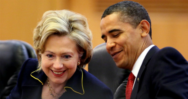 What Obama Gave Hillary Before the Election is Absolutely CRIMINAL