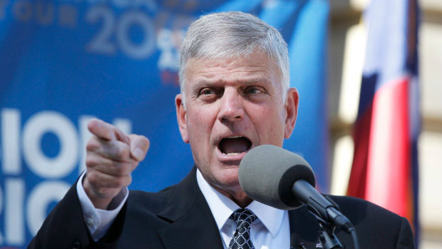 Rev. Franklin Graham Has BRUTAL 3-Word Message For Trump-Haters