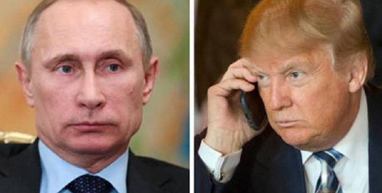Trump Makes Sudden Call to Putin, Leaves Him With 2 Words He'll Never Forget