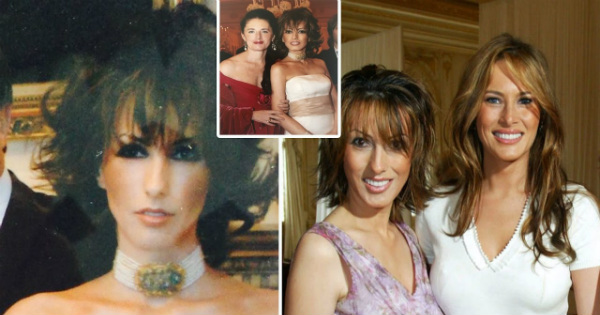 Melania Trump's Reclusive Older Sister Emerges From the Shadows, Makes SHOCKING Revelation