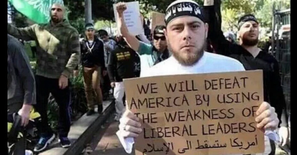 Islamists Are Preparing to Take Over America and Have Already Initiated Step 1