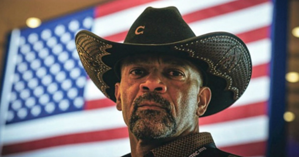 Top Black Sheriff Drops TRUTH BOMB on White Liberal Democrats