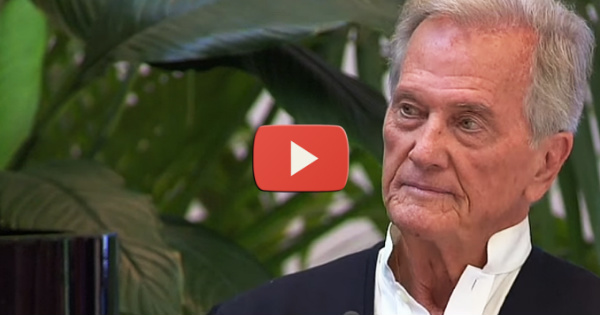 Hollywood Legend Pat Boone Breaks Silence on Trump, Has Conservatives Everywhere CHEERING