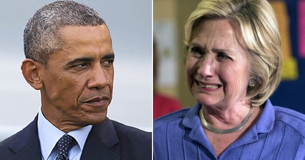 REVEALED: How Hillary GROVELED to Obama After Losing to Trump