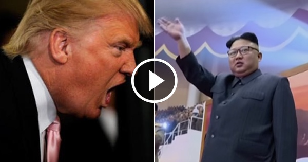 Kim Jong Un Sees Video of Nukes Destroying America, Then Does Something That Has Trump RAGING