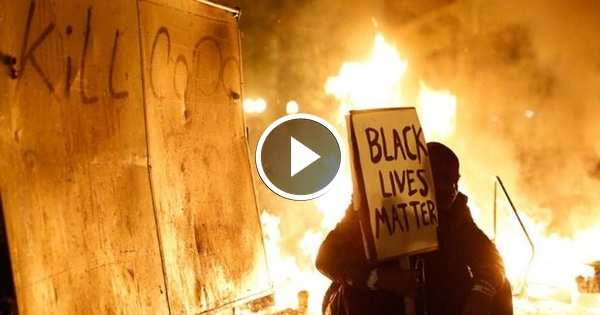 Black Lives Matter just declared war on white people