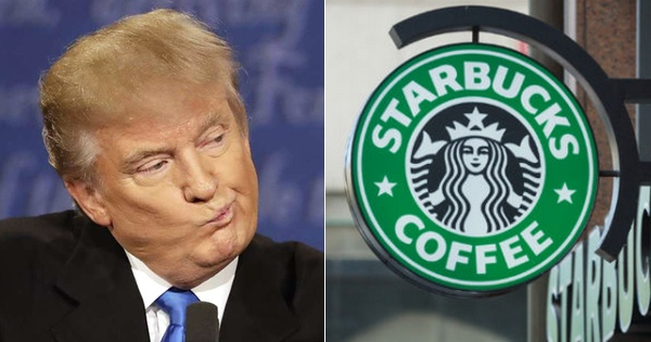 Starbucks in HUGE trouble - they are BEGGING Trump to save them!