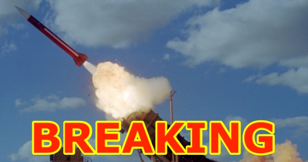 WW3 ALERT: Syria responds to Israeli aerial attack... DEVELOPING...