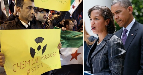 SHOCKER: Susan Rice LIED About Syrian Chemical Weapons, Obama Tried to Cover