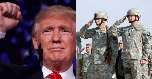Former Army Commando Does for Trump What NO SOLDIER EVER DID FOR OBAMA