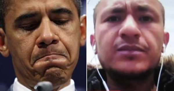 REAL Syrian Refugee Delivers POWERFUL REBUKE of Barack Obama