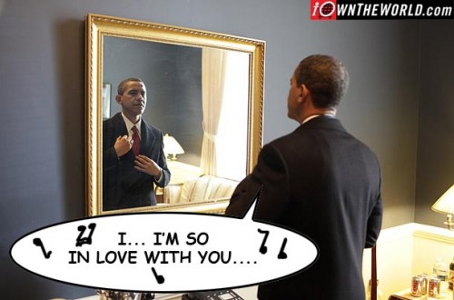 obama_loves_himself