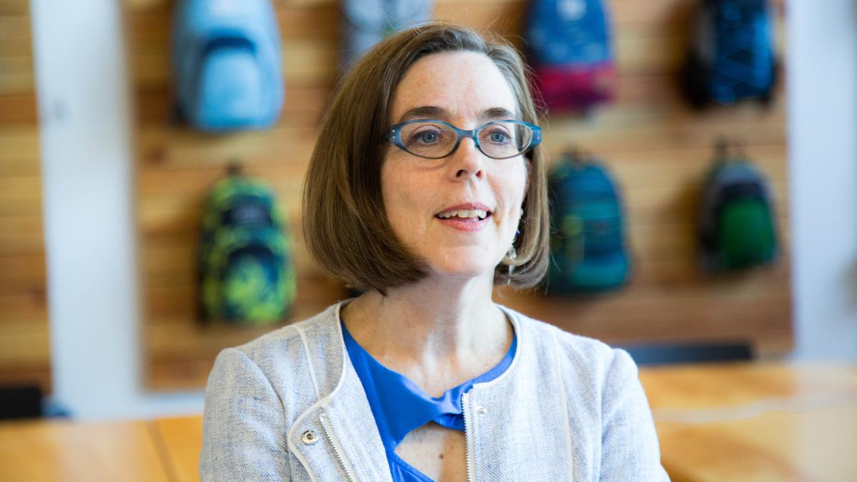 Oregon's Governor Gutted 2nd Amendment Rights with a Stroke Of Her Pen