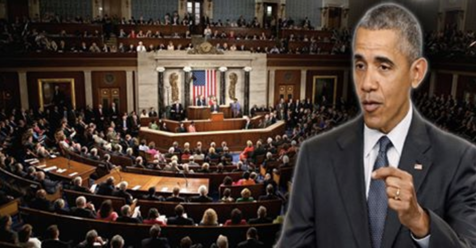 House Just Passes Major Bill About Presidential Pensions, Obama Is Livid