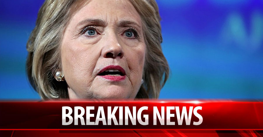 NEW SMOKING GUN! – 78 Newly Revealed Emails Will End Hillary For Good!