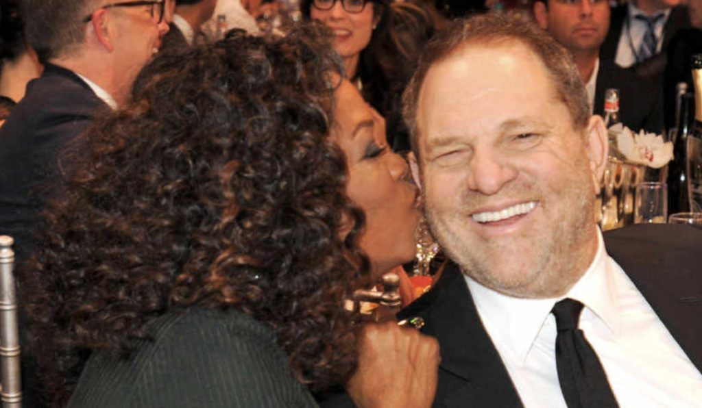 Oprah's Role In Weinstein's Victim Abuse Exposed
