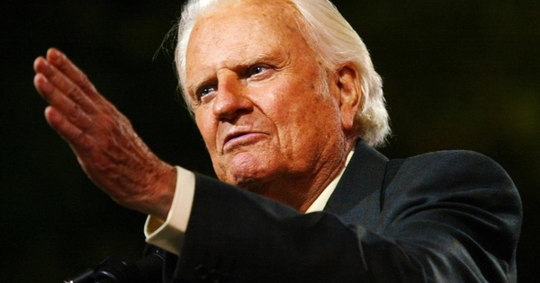 Image result for Atheists are Speechless After Reading Billy Graham's Final Facebook Post One Day Before He Died