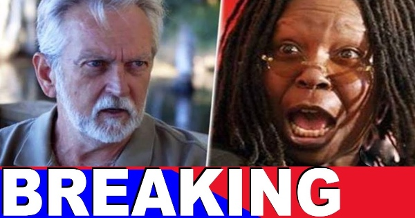 CIA Warns Whoopi Goldberg Against Threatening Trump