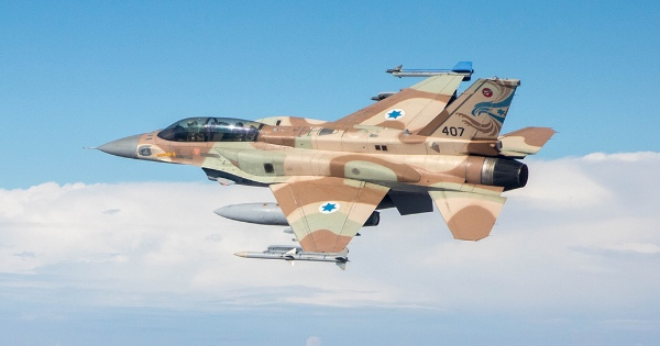 What Happened in the Skies Over Israel is Being Called an Act of God