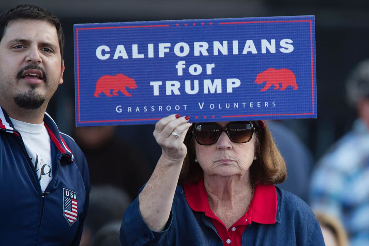 Image result for Trump Wins Major Victory Against California Governor Jerry Brown!